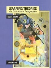Learning Theories: An Educational Perspective (3rd Edition) Schunk, Dale H. Har