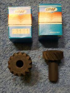 Fiat 124 131 Lancia Beta DOHC oil pump drive gear GRAF 4274698
