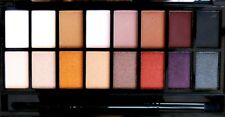MAKEUP REVOLUTION Eyeshadow Palette ICONIC PRO 1 Nude Neutral Smokey NEW IN!