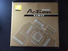 Fernglas Binocular Nikon Action 8x40 CF 8.2 °, neu und in Originalverpackung