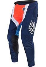 Pantalon Troy Lee Designs SE Squadra Navy Orange 30US 38EUR 9f68dbc1fd9