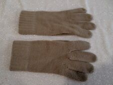 Vintage Ladies & Child Cotton Crocheted Gloves Detailed Edge Lot of 2