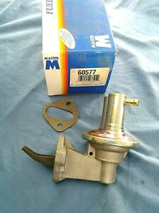 Master Fuel Pump 60577 Chrysler Dodge Plymouth Truck Case 170 225 6 cyl 1960-87
