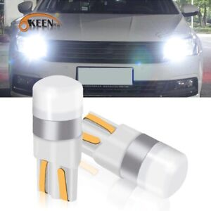 OKEEN T10 W5W LED Car Clearance Lights Reading 3030 SMD Auto Interior Vehicle