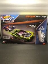 NEW HOT WHEELS Ai INTELLIGENT RACE SYSTEM STRAIGHT TRACK EXPANSION PACK 5 PIECES
