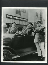 LAUREL & HARDY HIGH ON LAUGHING GAS - 1928 LEAVE 'EM LAUGHING - 1960s REPRINT