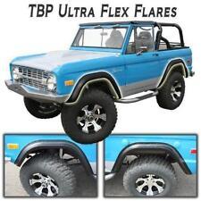1966-1977 Early Ford Bronco TBP UltraFlex Fender FlaresSet of 4