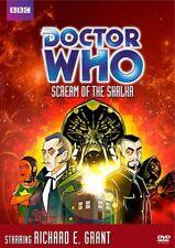 Doctor Who: Scream of the Shalka [New DVD] Eco Amaray Case