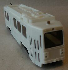 HO Kawasaki Single-End LRV Trolley Powered RTF Plastic Model Kit by IHP