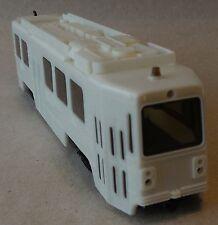 HO Kawasaki Single-End LRV Trolley Powered RTF Plastic Model Kit by IHP
