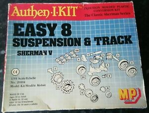MP MODELS SHERMAN V EASY 8 SUSPENSION & TRACK CONVERSION SET 1:35 Tank L33