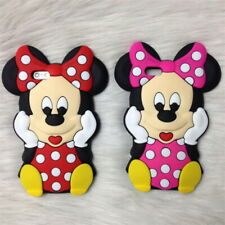 COOL DISNEY MINNEY POOH GEL RUBBER SILICONE PROTECTIVE MOBILE PHONE IPOD CASE UK