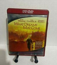 What Dreams May Come [Hd Dvd, 2007] Robin Willams, Cuba Gooding Jr.