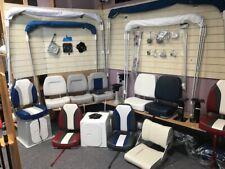 Boat Bimini, Boat Seats, Pedestals, GRP Pods, Consoles, Check Out Our eBay Store