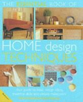 Very Good, The Essential Book of Home Design Techniques, Cassell, Julian, Hardco