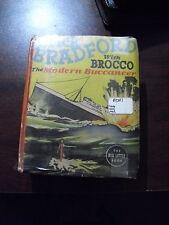 Vintage 1938 Big Little Book - Brick Bradford and Brocco 1468