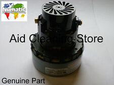 Genuina Original Numatic gve370 cvc370 ct370 wv570 Wet Motor bl21104 240v 205411
