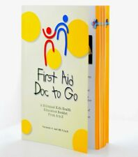 A Bilingual Kids Health Education Booklet from a to Z : A Health Guide for...