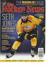 THE HOCKEY NEWS MAGAZINE,  DECEMBER, 23rd 2013  ( THE ROOKIE ISSUE )