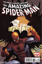 Marvel Comic AMAZING SPIDER-MAN #674 THE VULTURE RETURNS!