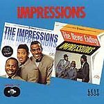 The Impressions - The Impressions/Never Ending Impressions (CDKEND 126)