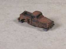 N Scale 1948 Rusted Out Dodge Power Wagon