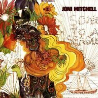 Joni Mitchell - Song To A Seagull NEW CD
