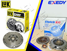 FOR HYUNDAI COUPE 2.7 LUK DUAL MASS FLYWHEEL EXEDY CLUTCH COVER DISC KIT 02-09