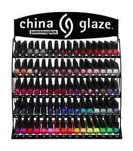 China Glaze Nail Polish List #5 (660-726) Please Choose Your Favorite Lacquer