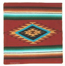 """Colorful Pillow Cover Southwestern Lodge or Home Decor 18x18"""" San Carlos #01"""