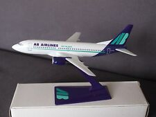 AB Airlines (Formally Air Bristol) Boeing B737-300 Push Fit Model 1:200 Scale