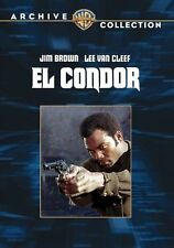 EL CONDOR -  (1970 Lee Van Cleef) Region Free DVD - Sealed