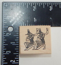Too Much Fun Rubber Stamps Egyptian People Dressed As Animals Rubber Stamp 4011D