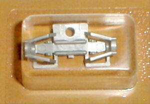 Slot Car Gray Free Wheeling Front Suspension COX # 9932 Cheetah Ford GT 1/32 NOS