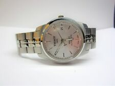 Tissot PR100 Automatic Stainless Steel Silver Dial Men's Watch - T0494071103100