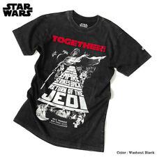 Hard wash processing Vintage Star Wars T-shirt RARE Japan Import