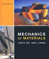 Mechanics of Materials (Available Titles CengageNOW) by Gere, James M., Goodno,