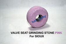"""VALVE SEAT GRINDER STONE SATELLITE PINK GRAIN BLACK & DECKER 1.1/2""""  80 GRIT"""