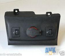 Schalter Sitzheizung Zigarettenanzünder, VW Fox 5Z 5Z1 5Z3, 5Z0863486
