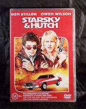 Starsky & Hutch - Ben Stiller / Owen Wilson - DVD - Region 4
