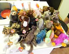 Beanie Babies Rare 1990s lot of 26