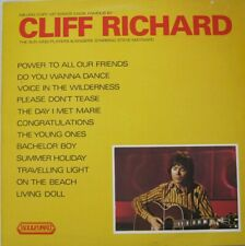 MILLION COPY SELLERS MADE FAMOUS BY CLIFF RICHARD -  LP