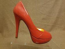 Ted Baker London Women Corral Pumps Stiletto Platform Peep Toe High Heels Size 8