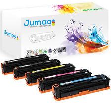 5 Toners cartouches type Jumao compatibles pour HP LaserJet Pro 400 M451dn