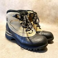 Sporto Womens Sz 6 M Brown Suede Lace Up Outdoor Hiking Boots