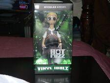 """Hot Fuzz Nicolas Angel 9"""" Vinyl Idolz Action Figure, #25 Funko Pop Vinyl"""