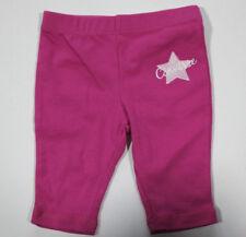 NUEVO All Star Converse Pantalones de Bebé Entrenamiento SHORTs NIÑA ROSA T. 3 /