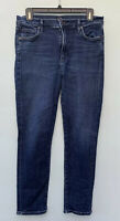 Citizens Of Humanity Jeans Rocket Crop 30 Dark Wash Denim High Rise Skinny
