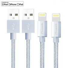 """""""Lot of 1000"""" Excellent Quality 4FT Lightning Cable- iPhone Extra Long"""