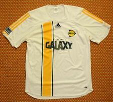 2006 - 2007 Los Angeles Galaxy Away Football Shirt by Adidas, Mens XL